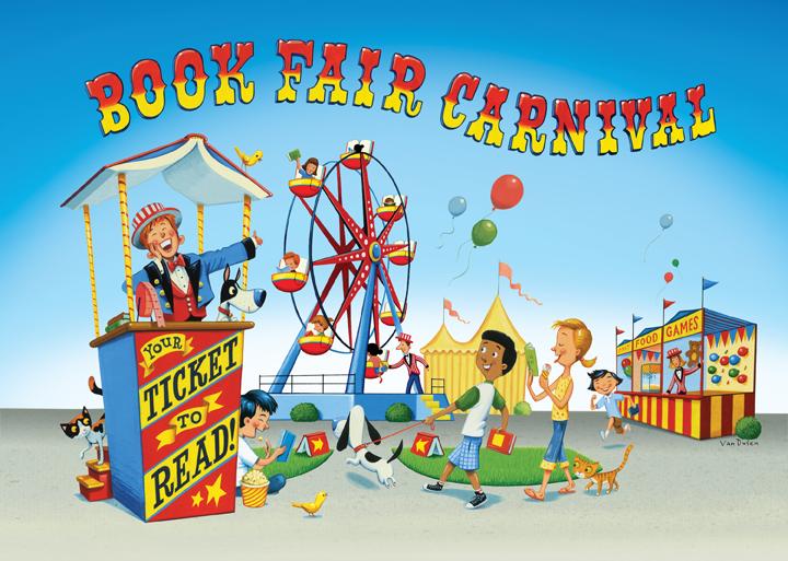 Spring Scholastic Book Fair | St  Joan of Arc School | Saint